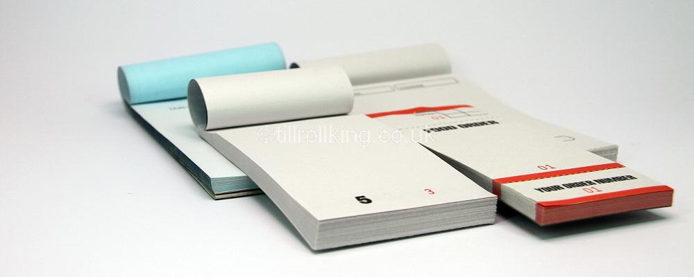 Till Rolls, Thermal Paper, PDQ Rolls, Credit Card Rolls